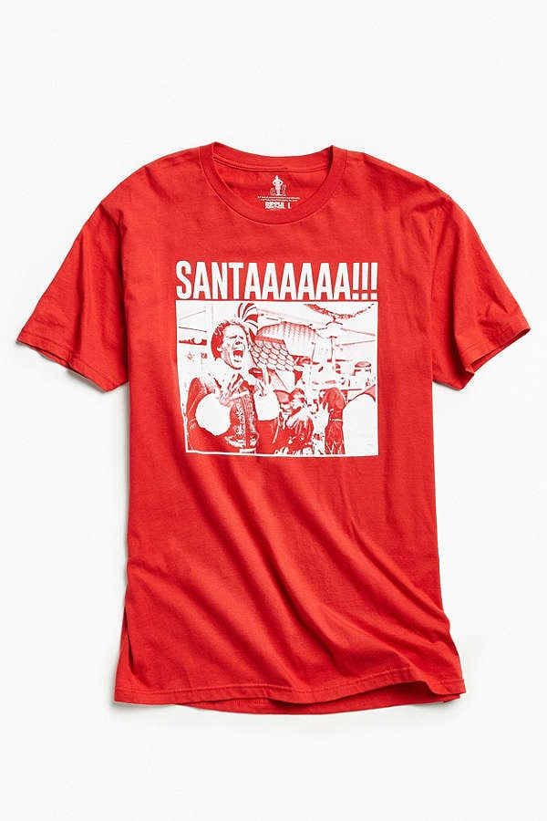 Elf Santa Tee
