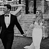 See All the Beautiful Photos From Eliza and James's Wedding Day: