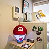 Welcome to the Ultimate Airbnb For Hardcore Mario Fans