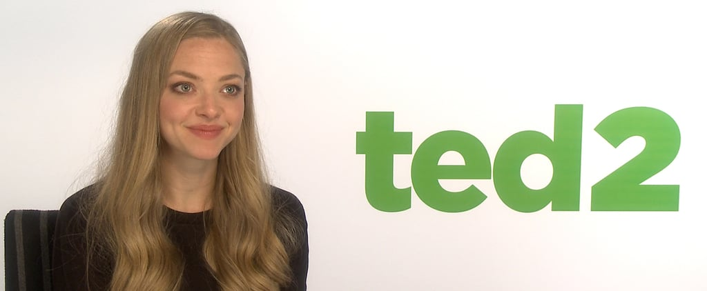 Amanda Seyfried Ted 2 Interview | Video