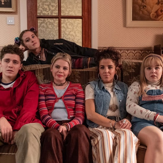 Derry Girls on Great British Baking Show Special 2019