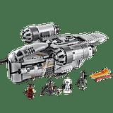 Lego The Razor Crest Playset Set