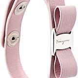 Salvatore Ferragamo Vara Bow Bracelet ($113)