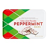 World Market Peppermint Bark Tin