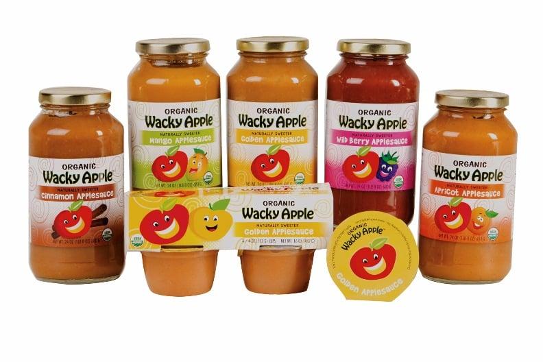 Wacky Apple Applesauce