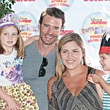 Scott Foley Family Pictures