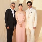 <div>The Levys at the SAG Awards Reminds Us That Schitt's Creek Is Still a Family Affair</div>