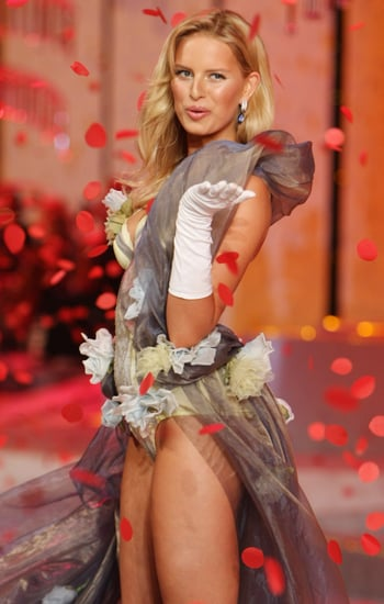 Karolina Kurkova May Be Back on the 2010 Victoria's Secret Fashion Show Runway