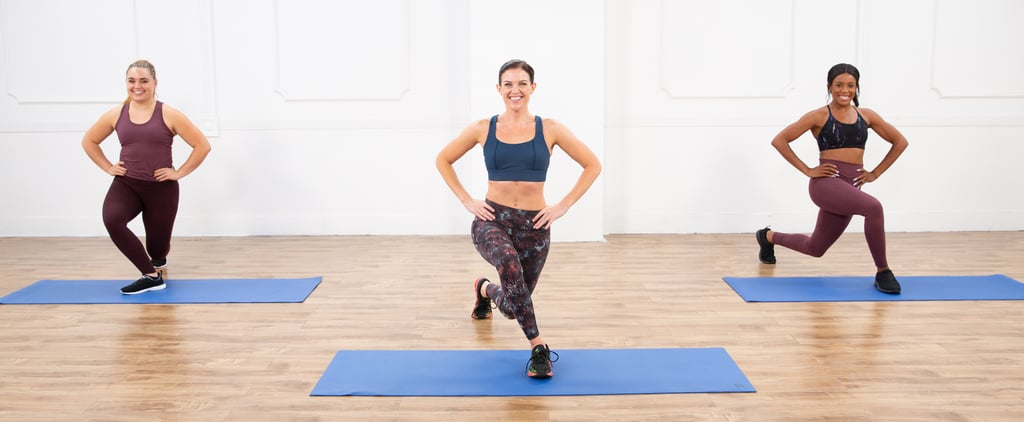 30-Minute Cardio and Pilates-Fusion Workout With Kit Rich