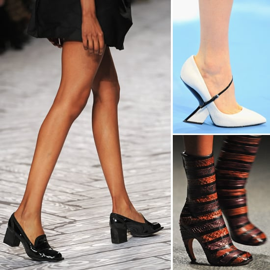 Behold: 80 of the Best Shoes From Paris Fashion Week's Fall 2013 Runways