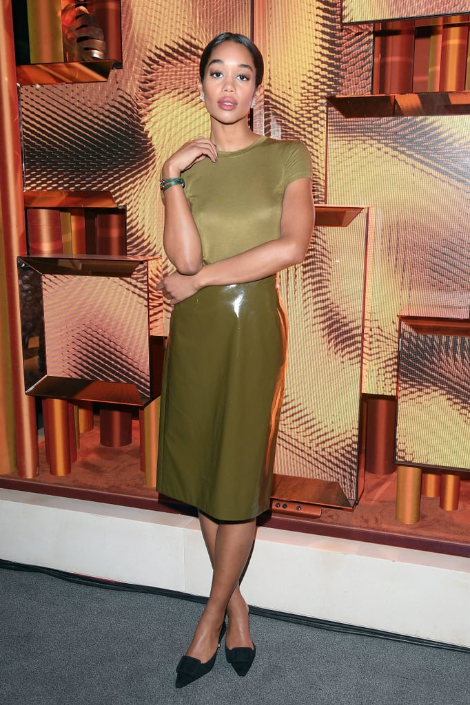 Laura Harrier Style Pictures
