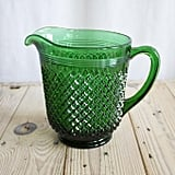 Addison Glass Pitcher ($40)