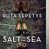 "A book with a title that contains ""salty,"" ""sweet,"" ""bitter,"" or ""spicy"""