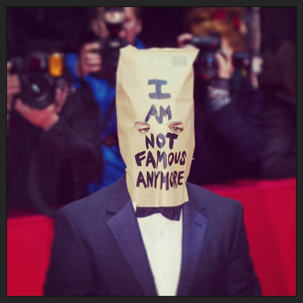 Shia LaBeouf's Red Carpet Moment