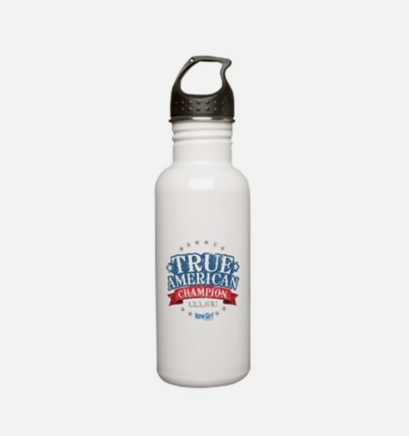 True American Water Bottle ($13)