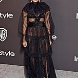 Kat Graham at the 2019 Golden Globes Afterparty