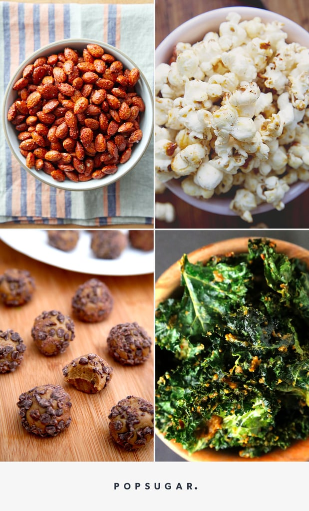 20 Homemade Snacks to Pack on a Plane