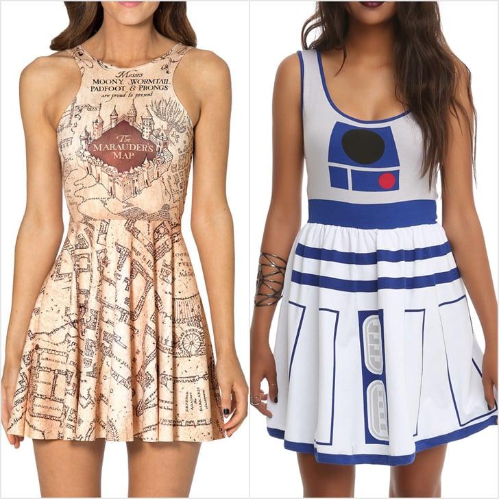 geeky dresses popsugar tech