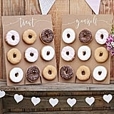 Rustic Double Donut Wall