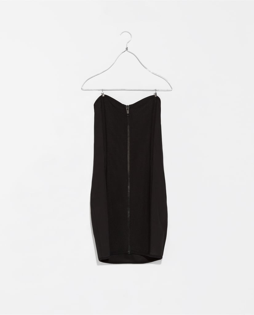 Zara Zip-Up Dress
