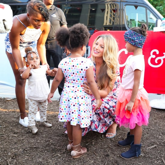Blake Lively at Target Cat & Jack Launch NYC July 2016