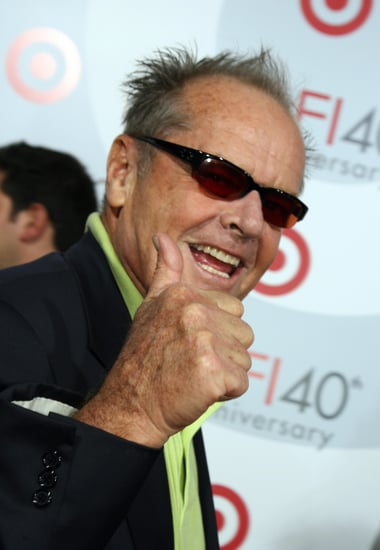 Jack Nicholson Loves to Be Behind a Woman
