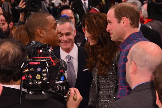 Kate middleton and prince william meet celebrities in nyc popsugar kate middleton and prince william meet celebrities in nyc popsugar celebrity m4hsunfo
