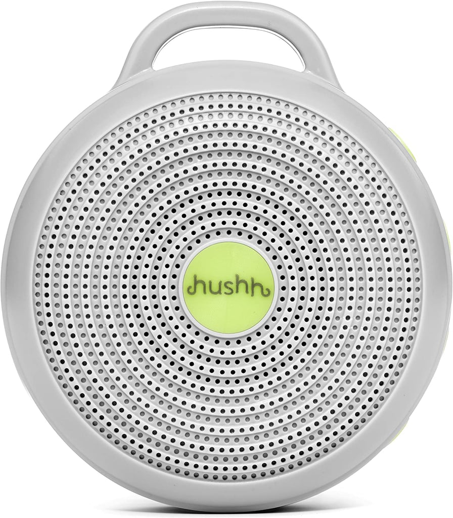 Yogasleep Hushh Portable White Noise Machine for Baby | 3 Soothing, Natural