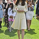 The British Royals at a Kids' Party in London May 2017