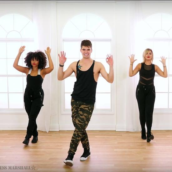 "The Fitness Marshall's Charlie Puth ""How Long"" Dance Cardio"