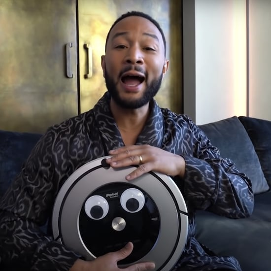 "Watch John Legend and Jimmy Fallon's ""March Again"" Spoof"
