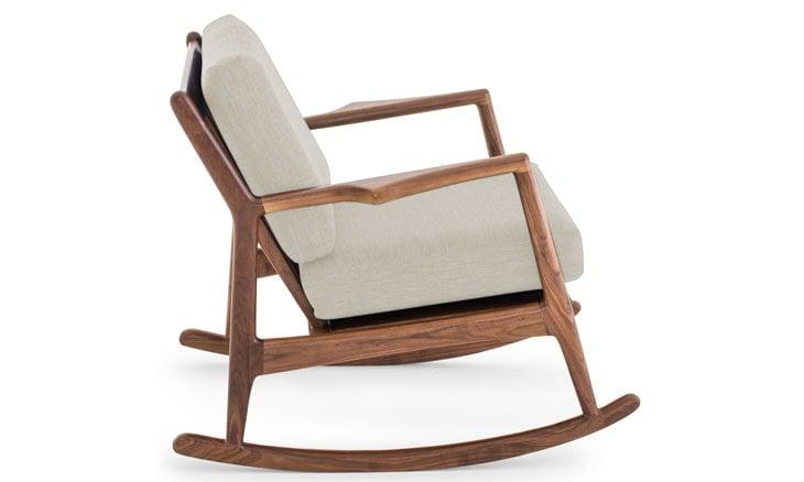 Joanna Gaines Joybird Collins Rocking Chair