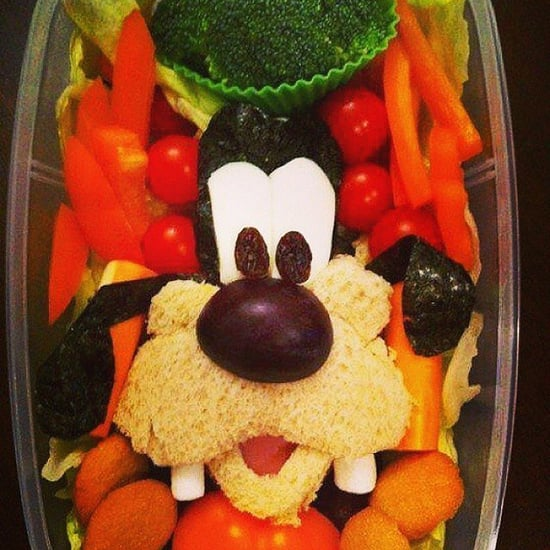 Disney Food Art Ideas