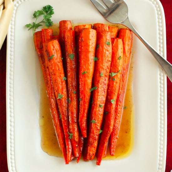 Easy Holiday Carrots Recipe