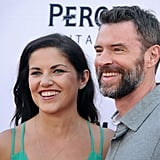 Scott Foley and Wife on Red Carpet in LA June 2016