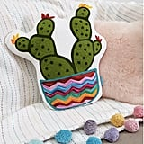 Forever 21 Karma Living Cactus Pillow