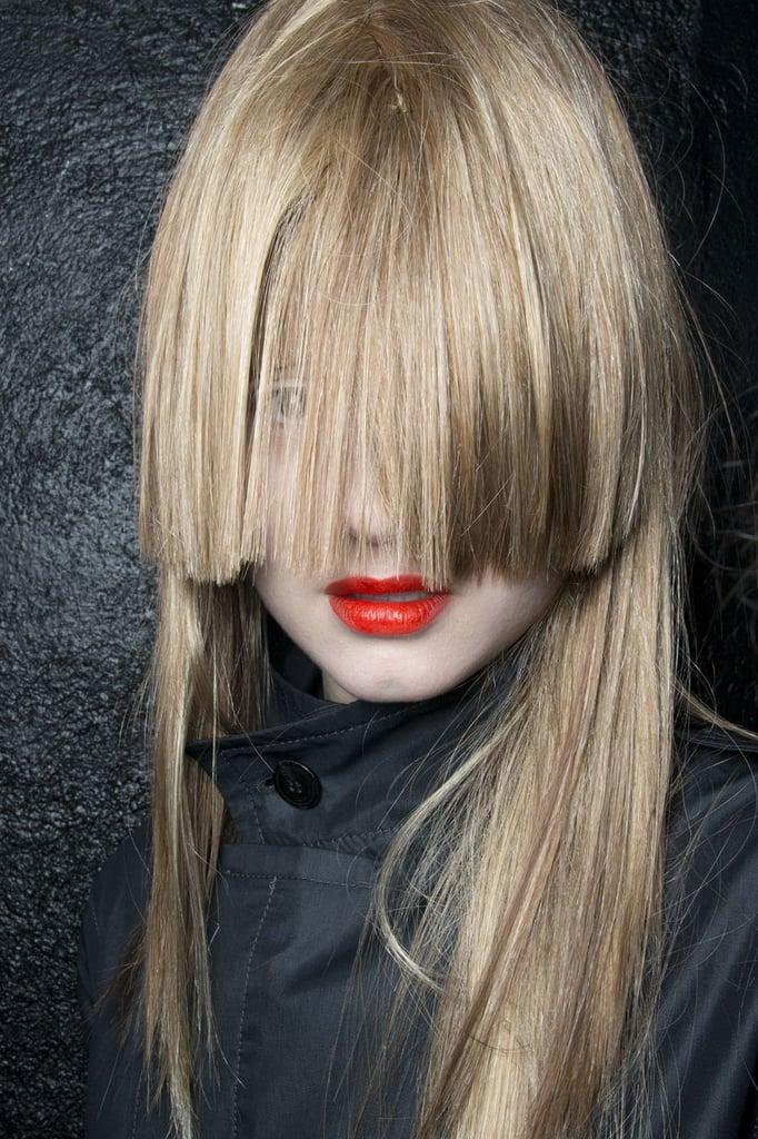 The Hair at A.F. Vandevorst, Paris