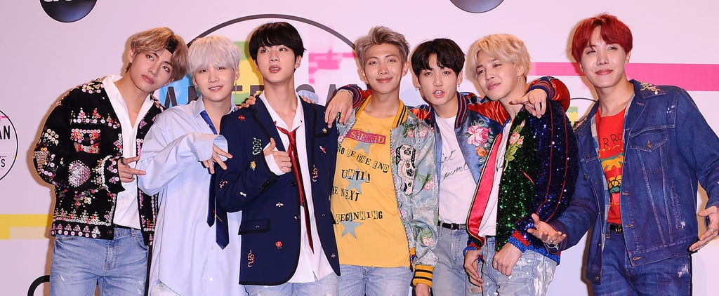 Get Skin as Dewy as the BTS Boys With Their New Skin Care Line