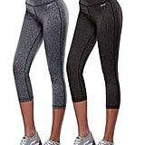 Aenlley Capri Yoga Pants 2 Pack