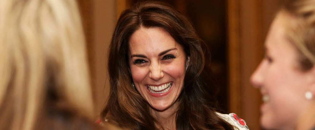 The Duchess of Cambridge Gushes About George's Fondness For Fencing and Reveals Charlotte's Love of Horses