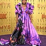 Aunjanue Ellis at the 2019 Emmys