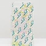Skinnydip Lightning Liquid Glitter iPhone 6/6S Case ($19, originally $30)