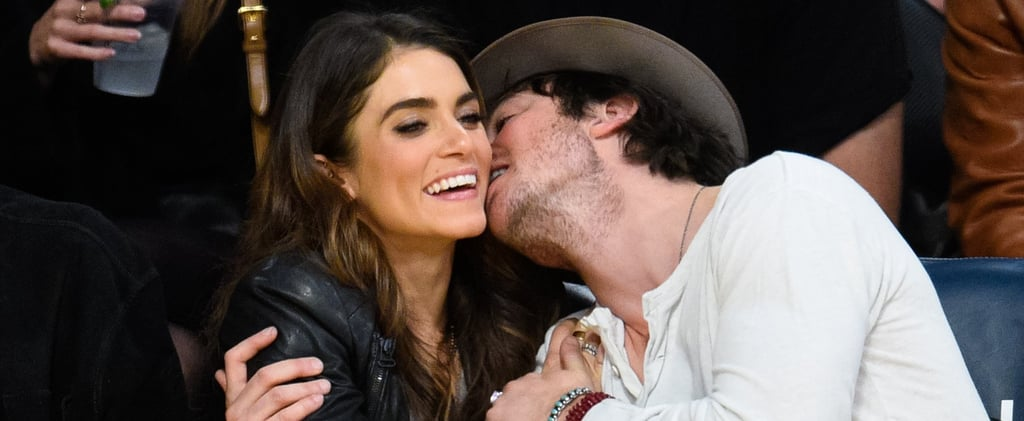 35 Snaps That Prove Ian and Nikki Are Over the Moon in Love
