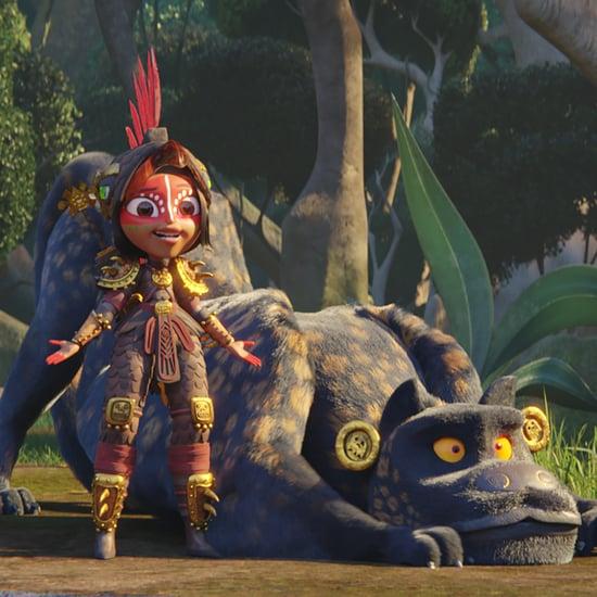 Netflix Animated Series Maya and the Three | Trailer, Photos