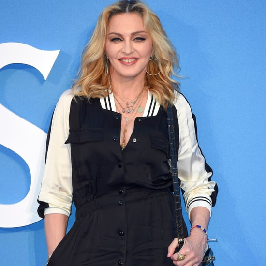 Madonna at The Beatles Film Screening in London 2016