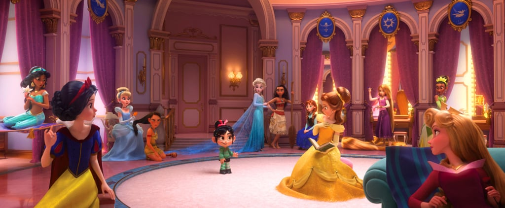 Wreck-It Ralph 2 With Disney Princesses