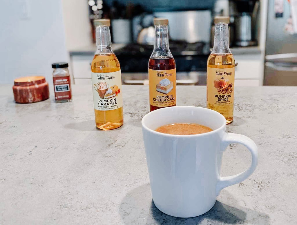 Make a Sugar-Free Pumpkin Spice Latte With These Syrups
