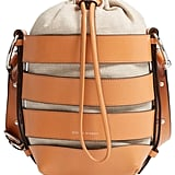 Rebecca Minkoff Cage Leather Bucket Bag