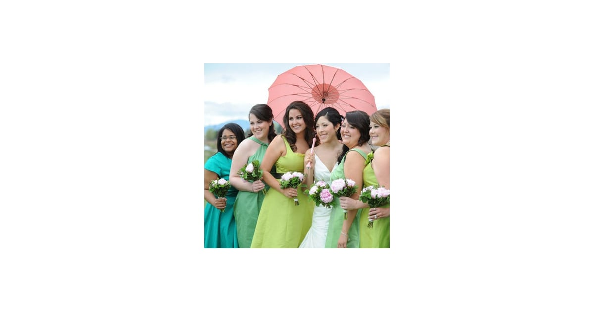 Reasons to Let Your Own Bridesmaids Choose Their Dresses | POPSUGAR ...