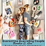 Quarreling Couple Barbie and Ken